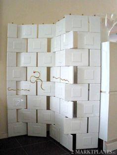 Brick Screen Eileen Grey