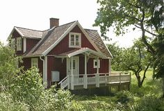 RobinHus - Fritidshus i Sverige : Blekinge-tæt på sø, skærgård og vildmark - ID 10061SV