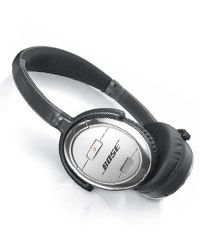 Listen music with any outer interference with Bose QuietComfort 3. Get the best deal at http://www.headyo.com/best-over-ear-headphones/bose-quietcomfort-3-headphones/