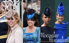 Try a fascinator this Sunday.