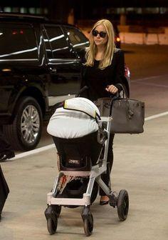 Kristin Cavallari wearing Super Classic Sunglasses in Black Christian Louboutin Pigalle 120 pumps Hermes Birkin Bag in Etain
