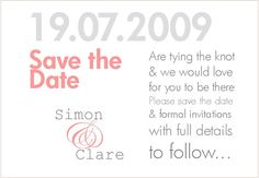 Save The Date Wording, Love Dating, Tie The Knots, Invitations, Google, Wedding, Image, Tying The Knots, Mariage