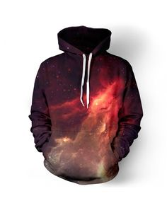New Hipster NEBULA Galaxy Print 3d Hoodie punk Women Men Sweatshirts Jumper Outfits Casual Sweats