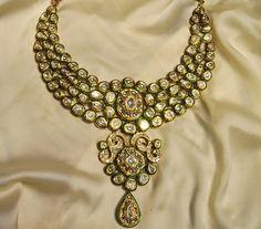 Prerna Rajpal's Amaris Jewels brings a regal collection of Jadau Polki sets