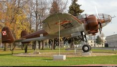 Vintage Airplanes, Armed Forces, Wwii, Poland, Air Force, Aviation, Aircraft, Wings, Military