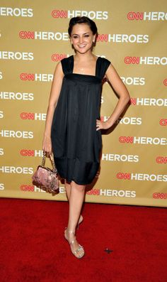 "Rachael Leigh Cook Photos: Second Annual ""CNN Heroes: An All-Star Tribute"""