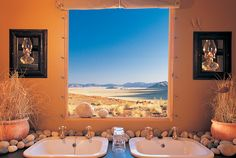 Honeymoon With a View: Wolwedans Dunes Lodge, Namibia #Africa #honeymoon #safari