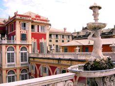 palazzi dei rolli | Genova