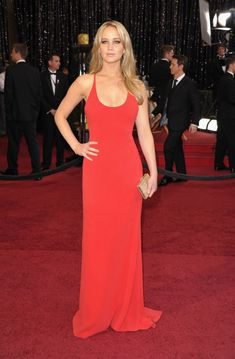 Jennifer Lawrence: Best red carpet looks
