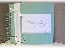 Fotoalbum/Gästebuch zur Hochzeit