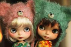 We haz hats...Thanks so much Mimsy, they are so adorable, we luvs them <3 by ☮ mYsticArtgirl56 ☮, via Flickr