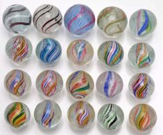 A Brief History of Marbles (Including All That Marble Slang) Marbles Images, Marble Pictures, Marble Ball, Wedding Tattoos, Native American Tribes, Glass Marbles, Wedding Art, Glass Ball, Vintage Toys