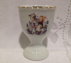 M.I. Hummel porcelain egg cup Reutter Porzellan by CupsAndRoses