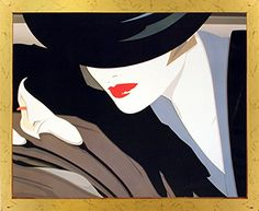 This beautiful framed poster of Vogue exotic lady would make a brilliant display in your living room or lobby area. This lovely framed art will help to add a lively dimension to any empty wall in your home. Its wooden golden frame accentuates the poster mild tone. The frame is made from solid wood measuring 18x22 inches with a smooth gesso finish. This framed poster includes a wire hanger on the back for easy display. Art Prints, Wall Canvas Painting, Star Art, Poster Prints, Wall Art Designs, Lovely Poster, Female Art, Beautiful Posters, Art
