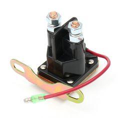 ATV Starter Relay Electromagnetic Solenoid Switch for Polaris 250 300 400 500 #atvparts #atvrelay #atvsolenoid #atvparts