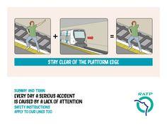 RATP: Safety instructions 5