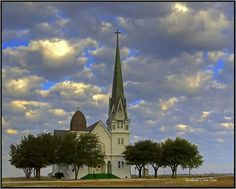 New Sweden Lutheran Church, Manor, Tx