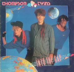 Thompson Twins - opening act for Styx @ Lansdowne Park Ottawa - August 1983