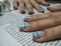 The Nails Trendy: Uñas de primera plana  http://nailstrendy.blogspot.com.es/2013/10/unas-de-primera-plana.html