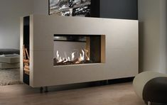 Tags: double sided fireplace , two sided fireplace Modern Room, Room Design, Home, Modern Room Divider, Contemporary Fireplace, House Interior, Contemporary Living Room Design, Modern Fireplace, Living Room Designs