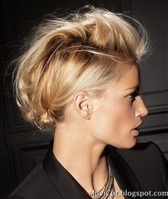 Cute Updo Hairstyles for Long Hair ~ Cute Girls Hairstyles