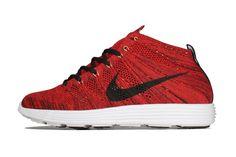 "Nike Lunar Flyknit Chukka ""University Red"""