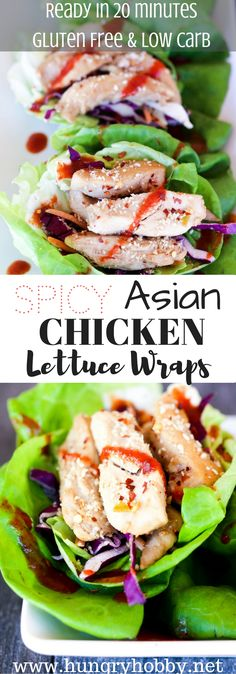 spicy asian taco glu