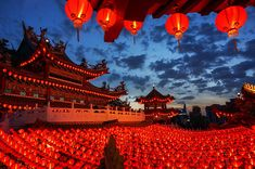 The Seven Best Places to Celebrate Chinese New Year in Asia #Singapore