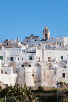Italy, Apulia, Itria valley, Ostuni (called White town) www.masseriacordadilana.it