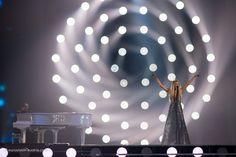 Heute in der Wiener Stadthalle: Die dritte und letzte Generalprobe und Live-Übertragung des ersten Eurovision Song Contest Semifinales 2015! Public viewing gibt es auch! - http://www.eurovision-austria.com/de/live-aus-wien-tag-9-19-05-2015/ ------------------------------- #esc #eurovision #austria #buildingbridges #semifinale1
