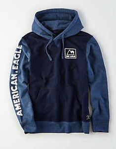 Shop men's hoodies & sweatshirts on sale at American Eagle to get great prices on your new favorite styles. Browse clearance hoodies and sweatshirts today! Stylish Hoodies, Hoodies For Sale, Cool Hoodies, Men's Hoodies, Comfortable Mens Dress Shoes, Hoodie Outfit, Mens Outfitters, Sweat Shirt, Mens Sweatshirts