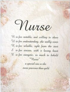 inspirational cards for a nurse - Google Search
