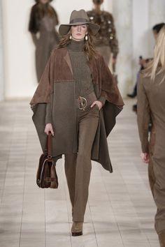 Pin for Later: Die 12 größten Mode-Trends in diesem Herbst  Ralph Lauren Herbst/Winter 2015