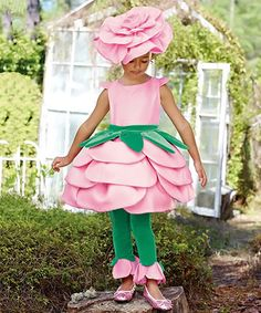 Love this Rose Dress - Toddler & Girls by chasing fireflies on #zulily! #zulilyfinds