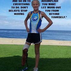 True athlete