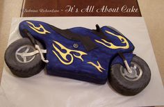 mtorcycle cakes | motorcycle cake