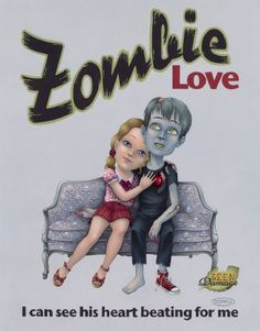 Zombie love * Véronique Dorey