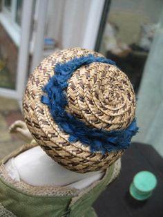 Original Huret Straw Hat