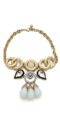 Lulu Frost The Big Bang Necklace | SHOPBOP