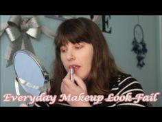 Everyday Makeup Look Fail | Ashley Ruth