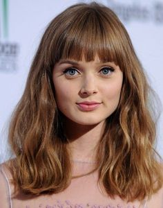 The gorgeous Bella Heathcote only needs a cat eye