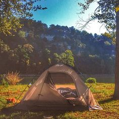 When you camp on Table Rock Lake, is this the view from your front porch? Thanks to our Instagram friend backpackgirl_ for sharing this photo with us! #explorebranson #tablerocklake
