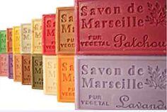 Savon de Marseille - 30 Sorten (125g) Seife ohne Tierversuche Pflanzenseife