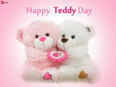 Teddy Bear Day is the fourth day of the Valentine Week and is celebrated on February 10 every year. A cute Teddy Bear to my cute friend, In a cute occasions, Just to say Happy Teddy Bear Day from Bitemylove Happy Teddy Day Images, Happy Teddy Bear Day, Teddy Bear Images, Big Teddy Bear, Valentines Day Messages, Valentine Images, Valentines Day Greetings, Happy Valentines Day, Teddy Day Wallpapers