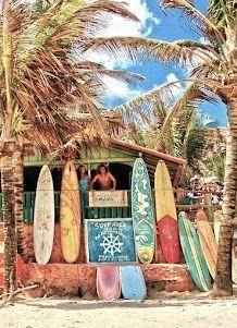 Surf School, Cuba