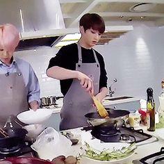 Jikook n' In The Kitchen