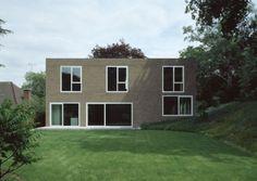 Brick Leaf House, London / Jonathan Woolf Architects