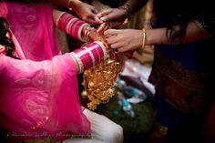 Bridal Wear - Kalire Photos, Punjabi Culture, Gold Color, Kalire, Bangles pictures.