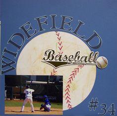 Widefield Baseball - Scrapbook.com
