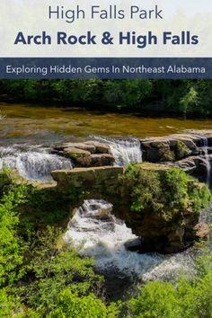 Cave Entrance, Cliff Diving, High Falls, Largest Waterfall, Trail Guide, Autumn Park, Natural Bridge, Pedestrian Bridge, River Bank